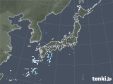2020年09月29日の雨雲レーダー
