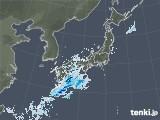 2020年09月30日の雨雲レーダー