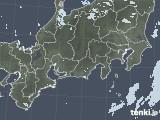 2020年10月01日の東海地方の雨雲レーダー
