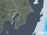 2020年10月01日の千葉県の雨雲レーダー