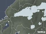 2020年10月03日の岐阜県の雨雲レーダー