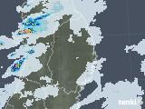 2020年10月03日の岩手県の雨雲レーダー