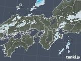雨雲レーダー(2020年10月04日)