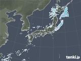 2020年10月05日の雨雲レーダー