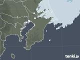 2020年10月05日の千葉県の雨雲レーダー