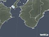 雨雲レーダー(2020年10月05日)