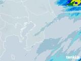 2020年10月07日の千葉県の雨雲レーダー