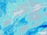 2020年10月09日の千葉県の雨雲レーダー