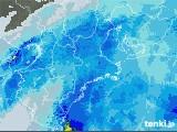 雨雲レーダー(2020年10月09日)