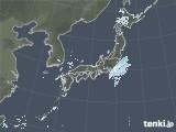 2020年10月15日の雨雲レーダー