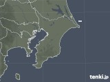 2020年10月16日の千葉県の雨雲レーダー