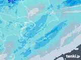 2020年10月17日の千葉県の雨雲レーダー