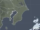 2020年10月21日の千葉県の雨雲レーダー