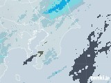 2020年10月23日の千葉県の雨雲レーダー