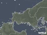 雨雲レーダー(2020年10月23日)