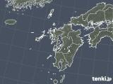 雨雲レーダー(2020年10月25日)