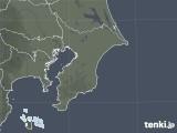 2020年10月26日の千葉県の雨雲レーダー