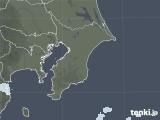 2020年10月28日の千葉県の雨雲レーダー