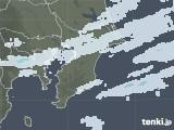 2020年10月30日の千葉県の雨雲レーダー