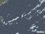 2020年11月02日の沖縄地方の雨雲レーダー