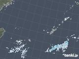 2020年11月03日の沖縄地方の雨雲レーダー