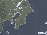 2020年11月03日の千葉県の雨雲レーダー