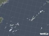 2020年11月04日の沖縄地方の雨雲レーダー