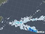 2020年11月05日の沖縄地方の雨雲レーダー