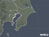 2020年11月05日の千葉県の雨雲レーダー