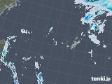 2020年11月06日の沖縄地方の雨雲レーダー