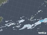 2020年11月10日の沖縄地方の雨雲レーダー
