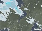 2020年11月10日の滋賀県の雨雲レーダー