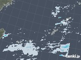 2020年11月12日の沖縄地方の雨雲レーダー