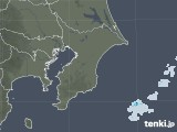 2020年11月13日の千葉県の雨雲レーダー