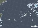 2020年11月14日の沖縄地方の雨雲レーダー