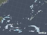 2020年11月16日の沖縄地方の雨雲レーダー