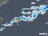 2020年11月20日の沖縄地方の雨雲レーダー