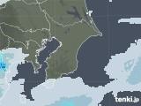 2020年11月20日の千葉県の雨雲レーダー