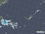 2020年11月21日の沖縄地方の雨雲レーダー