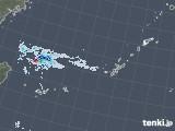 2020年11月22日の沖縄地方の雨雲レーダー