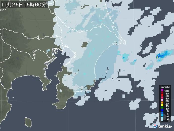 レーダー 千葉 県 雨雲