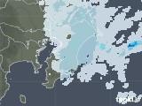 2020年11月25日の千葉県の雨雲レーダー