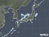 雨雲レーダー(2020年11月27日)