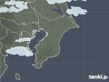 2020年11月28日の千葉県の雨雲レーダー