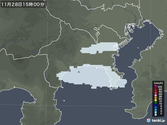 神奈川 県 レーダー 雨雲