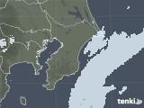 2020年11月29日の千葉県の雨雲レーダー