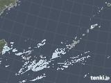 2020年12月01日の沖縄地方の雨雲レーダー