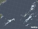 2020年12月02日の沖縄地方の雨雲レーダー