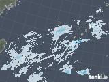 2020年12月03日の沖縄地方の雨雲レーダー
