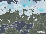 2020年12月03日の兵庫県の雨雲レーダー